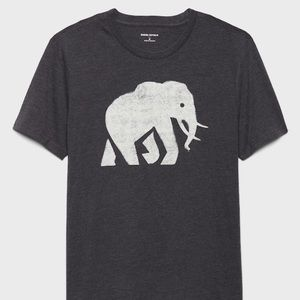 Banana Republic Graphic T-Shirt Size L